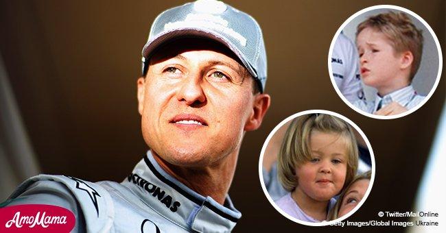 Michael Schumacher: À quoi ressemblent les enfants du pilote de course le plus célèbre du monde aujourd'hui