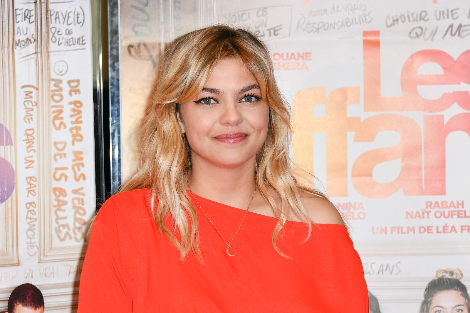 La chanteuse Louane | Photo : Getty Images