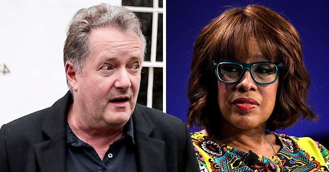 Piers Morgan Slams Gayle King as He Accuses Her of Being the Sussex's Mouthpiece