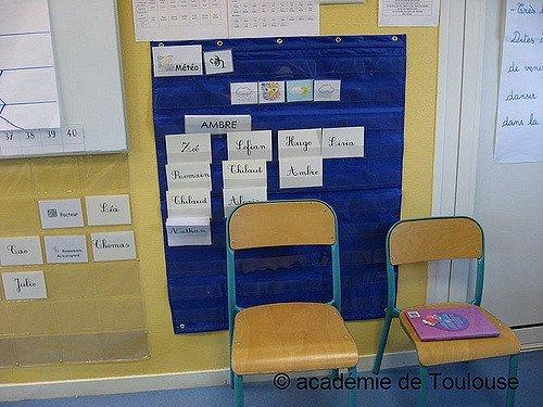Une salle de classe. l Source: Flickr