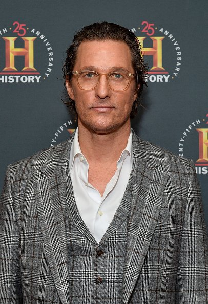 Matthew McConaughey at Carnegie Hall on February 29, 2020 in New York City  | Photo: Getty Images