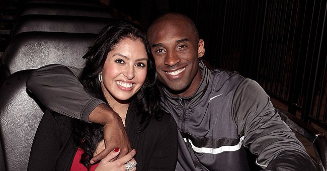 Kobe Bryant's Daughter Bianka Smiles & Takes a Piece from 'The Bryant Family' Gingerbread House