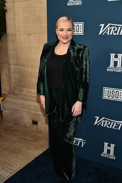 Meghan McCain attends Variety's 3rd Annual Salute To Service at Cipriani 25 Broadway in New York City | Photo: Getty Images
