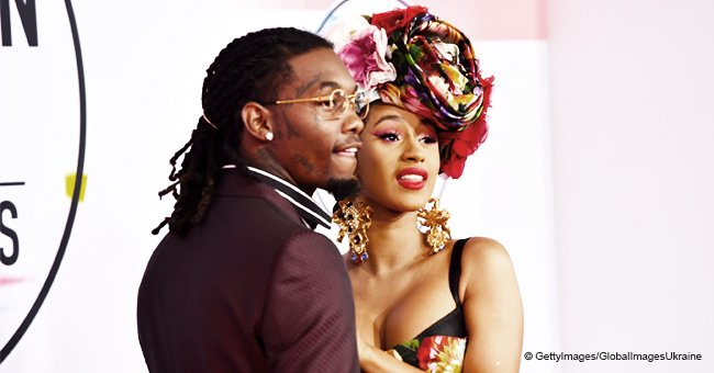 Mother of Offset's Oldest Daughter Credits Cardi B for Making Him a Better Man