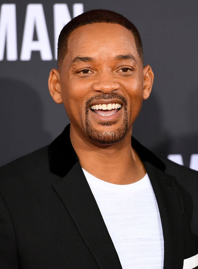 "Will Smith attends Paramount Pictures' Premiere Of ""Gemini Man"" 