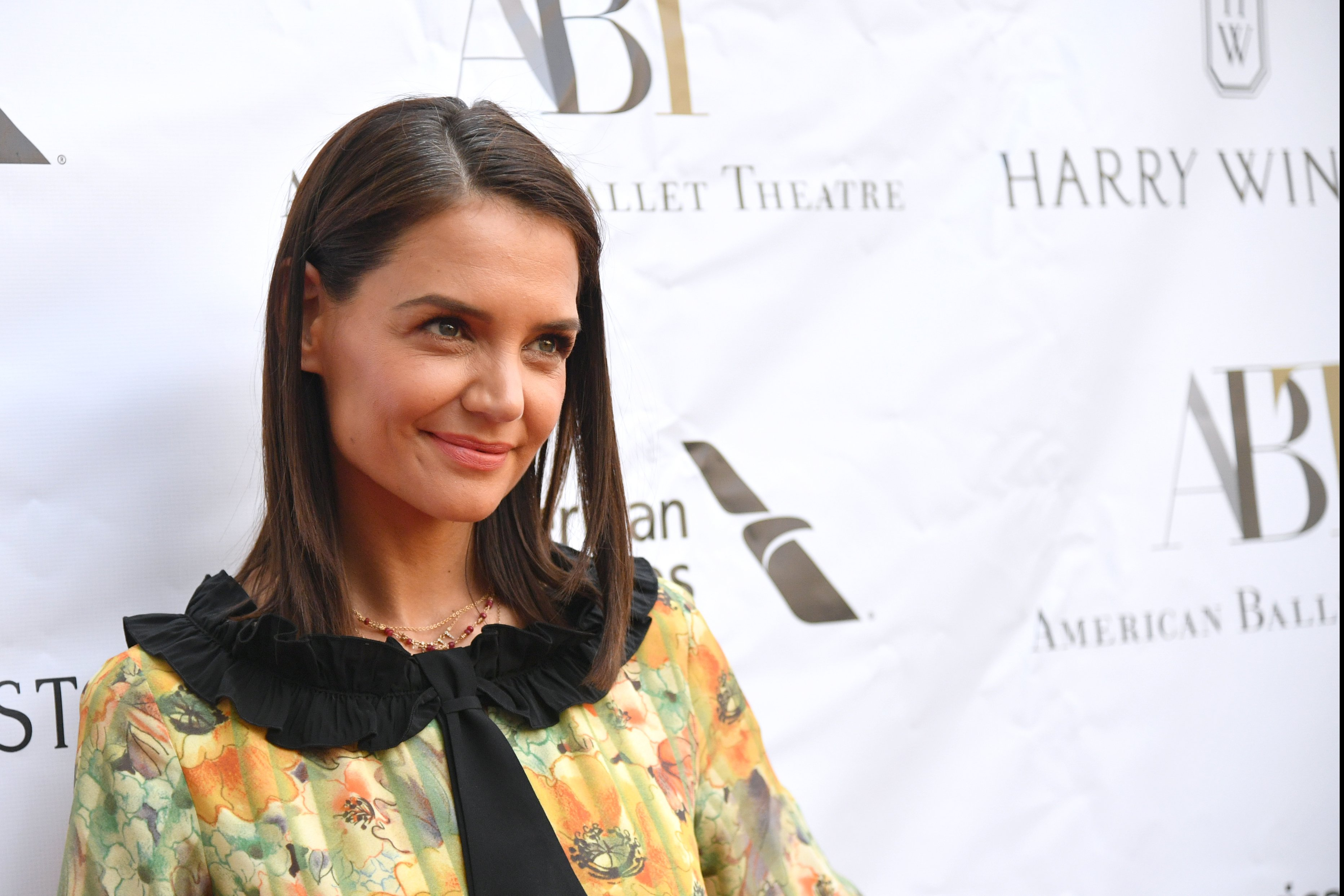 Katie Holmes attends the American Ballet Theatre 2019 Spring Gala at The Metropolitan Opera House on May 20, 2019. | Photo: GettyImages