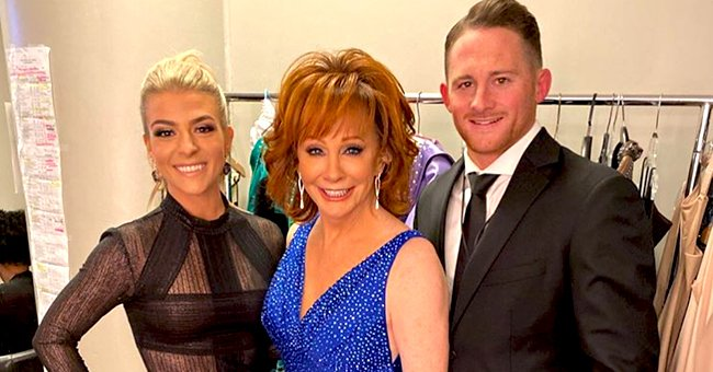 Reba McEntire's Son Shelby Blackstock Is Proud of Her as He Shares Photos with Girlfriend & Mom at the CMA Awards