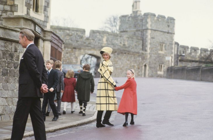 (Photo by Terry Fincher/Princess Diana Archive/Getty Images)