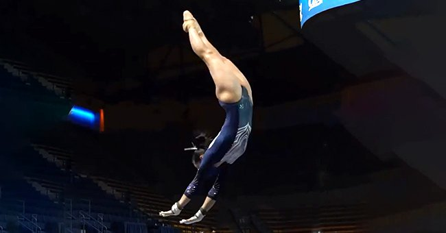 College Gymnast Emi Watterson Earns a Perfect Score with Her Incredible Routine