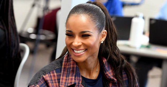 Ciara Takes Part in 'Pretty Girl Challenge' — See Her Jaw-Dropping Hair & Makeup Transformation