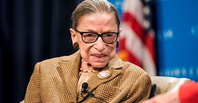 See Ruth Bader Ginsburg, 87, Officiate a Wedding Less Than a Month after Hospitalisation