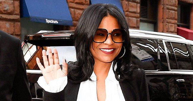 Fans Gush over 'Soul Food' Star Nia Long's Eldest Son in a Video She Shared of Him Sleeping