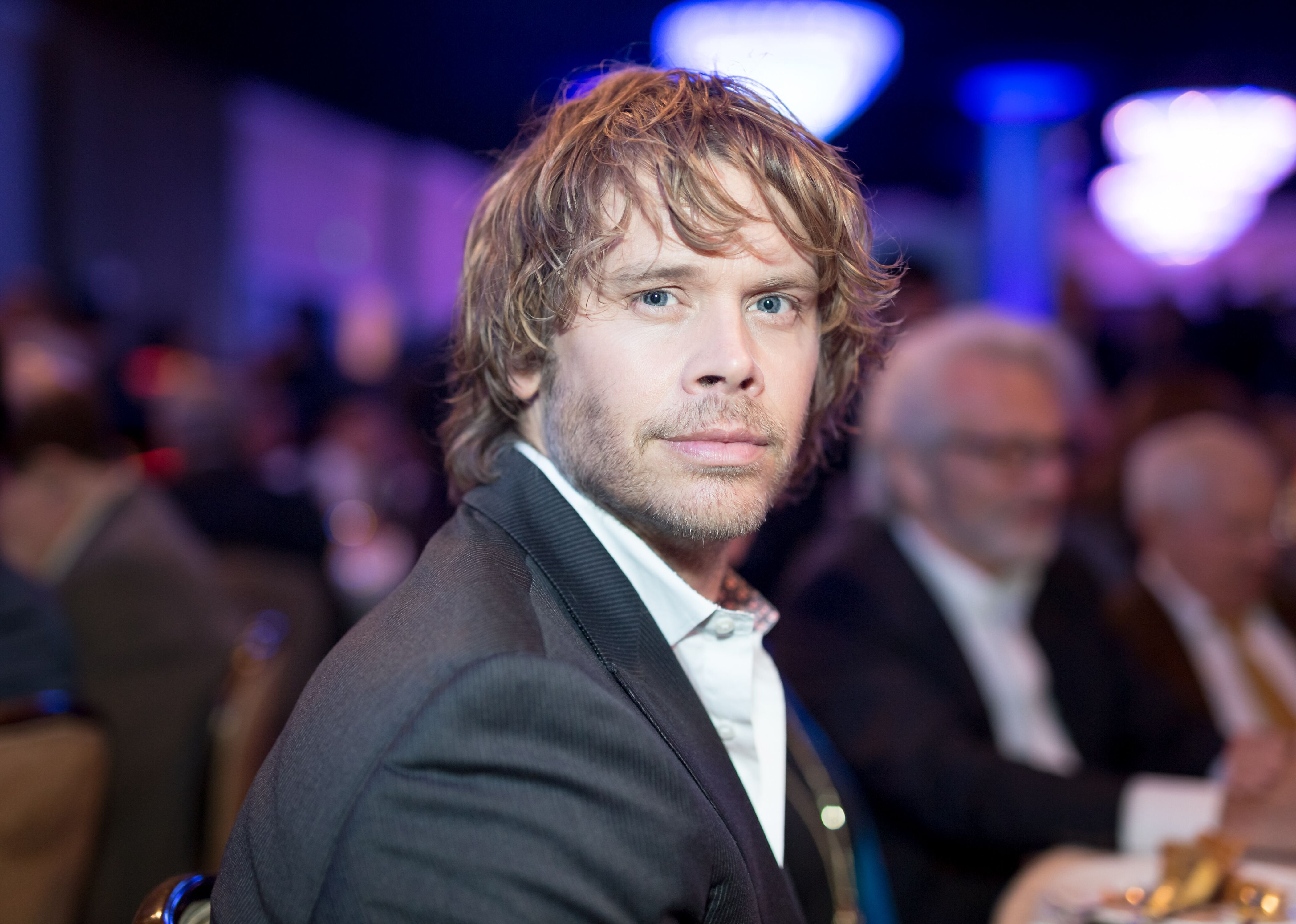 Actor Eric Christian Olsen attends the United States Holocaust Memorial Museum presents an award to Max Webb | Getty Images
