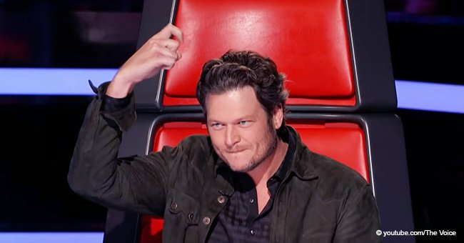 'The Voice's Eagle-Eyed Fans Spotted Blake Shelton's Bizarre Habit That Can't Be Unseen