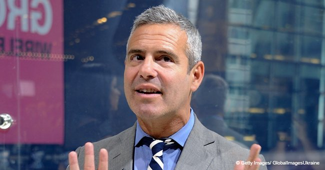 Andy Cohen Responds to Haters Who Criticized Him for Taking Baby Son on Plane