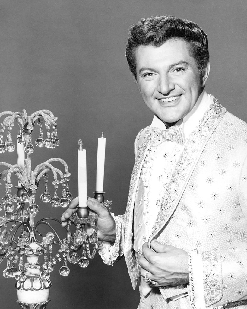American pianist and entertainer Liberace (1919 - 1987), circa 1965. | Getty Images