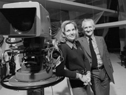 Maritie et Gilbert Carpentier. l Source : Wikimedia Commons