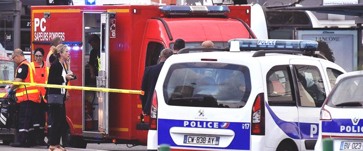 Villeurbanne : Un homme muni d'un couteau a fait au moins 1 mort et 8 blessés graves