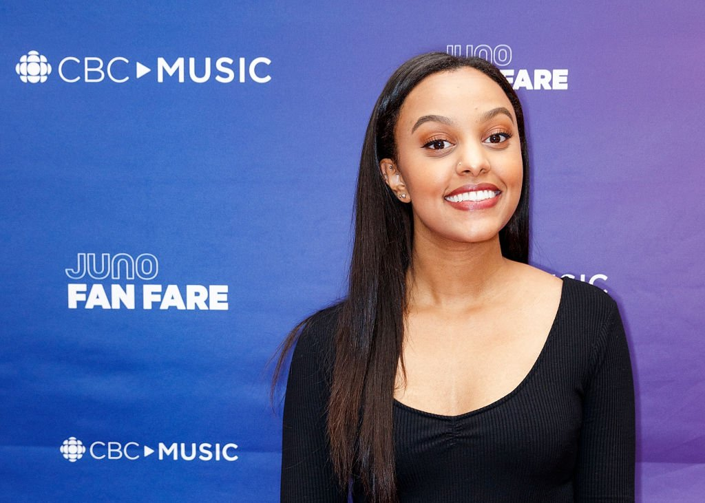 Canadian singer-songwriter Ruth B attends the JUNO Fan Fare Presented By CBC Music at Metropolis at Metrotown on March 24, 2018. | Photo: Getty Images