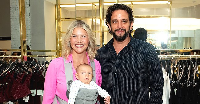 Nick Cordero's Wife Amanda Thinks Their Young Son Recognizes Him Through Video Call