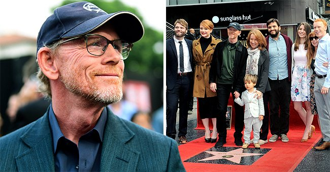 Ron Howard Is a Doting Dad with a Big Family — Meet His 4 Kids with Wife Cheryl