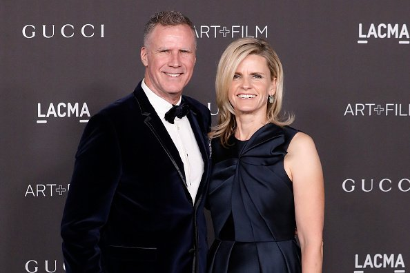 Will Ferrell and Viveca Paulin attend the 2019 LACMA Art + Film Gala | Photo: Getty Images