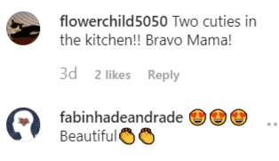 Fan comments on Melanie Griffith's picture   Instagram: @melaniegriffith