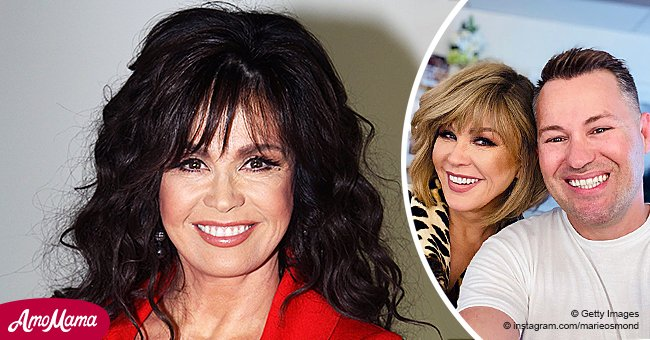 Marie Osmond S Fans Say The Talk Co Host Looks Younger With Her New Blonde Hairstyle