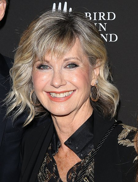Olivia Newton-John at Beverly Wilshire, A Four Seasons Hotel on January 25, 2020. | Photo: Getty Images