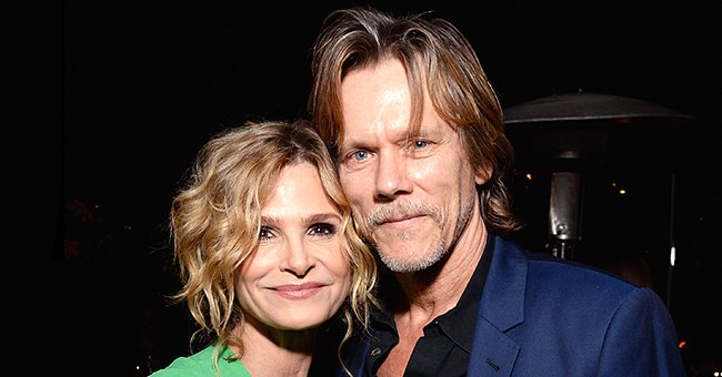 Kevin Bacon Is Staying Home for Wife Kyra Sedgwick as He Promotes '6 Degrees' Social Distancing Campaign Online