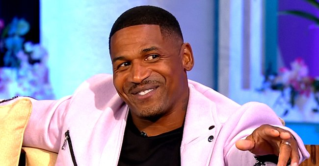 Stevie J's Daughter Eva Stuns as She Celebrates Her Birthday in a Butterfly-Printed Dress