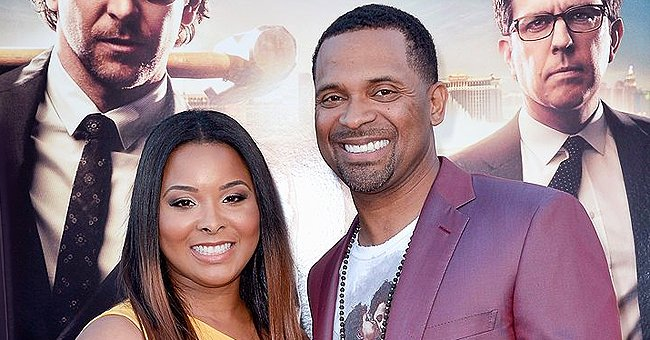 Fans React to Mike Epps' Ex-wife Mechelle McCain Wearing a Moschino Mini Dress