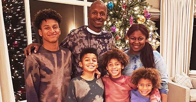 NBA Star Ray Allen Is a Doting Father of 5 Kids - Meet Them All