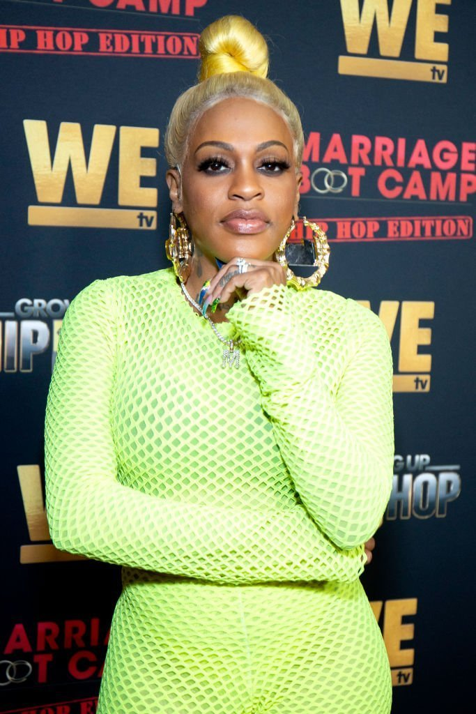 Lil Mo attends the exclusive premiere for 'WE TV hosts Hip Hop Thursday's at Nightingale | Photo: Getty Images