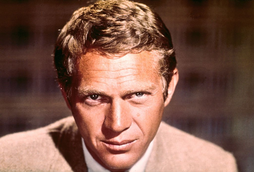 A portrait of actor Steve McQueen in Hollywood on March 3, 1966. | Photo: Getty Images