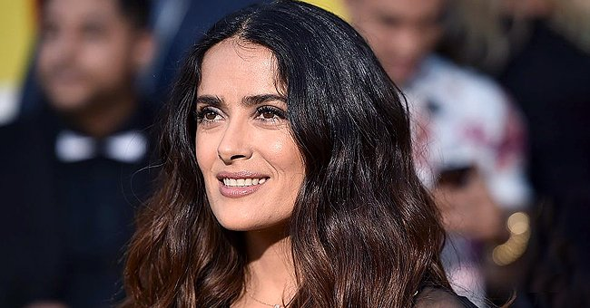 Salma Hayek Shares Rare Photo with Daughter Valentina to Stand against Climate Change