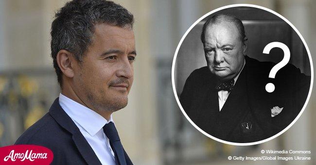 Le ministre Gérald Darmanin décide de citer Churchill mais commet une erreur sur l'auteur de la citation
