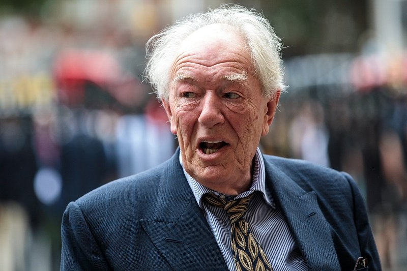 Sir Michael Gambon on September 11, 2018 in London, England   Photo: Getty Images