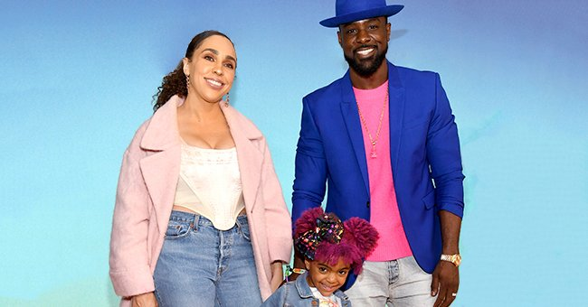 Lance Gross from 'Star' Takes Daughter Berkeley to Disneyland for an Early 5th Birthday Celebration