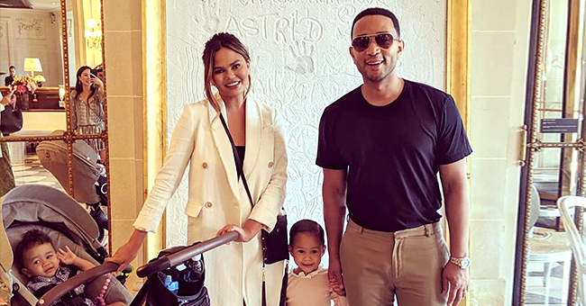 John Legend's Campaign to Put 5,000 Diaper Changing Tables in Men's Restrooms