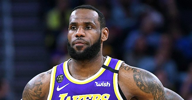 LeBron James Shares Moments From FaceTime with His Wife and 3 Kids and Says He Dearly Misses Them