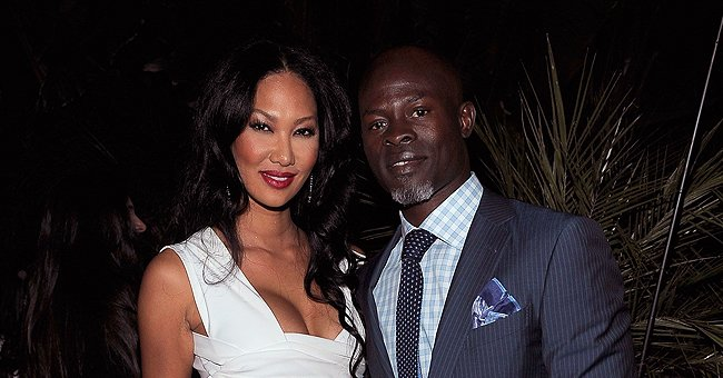 Kimora Lee Simmons and Her Ex Djimon Hounsou Celebrate Their Son Kenzo's 11th Birthday (Photos)