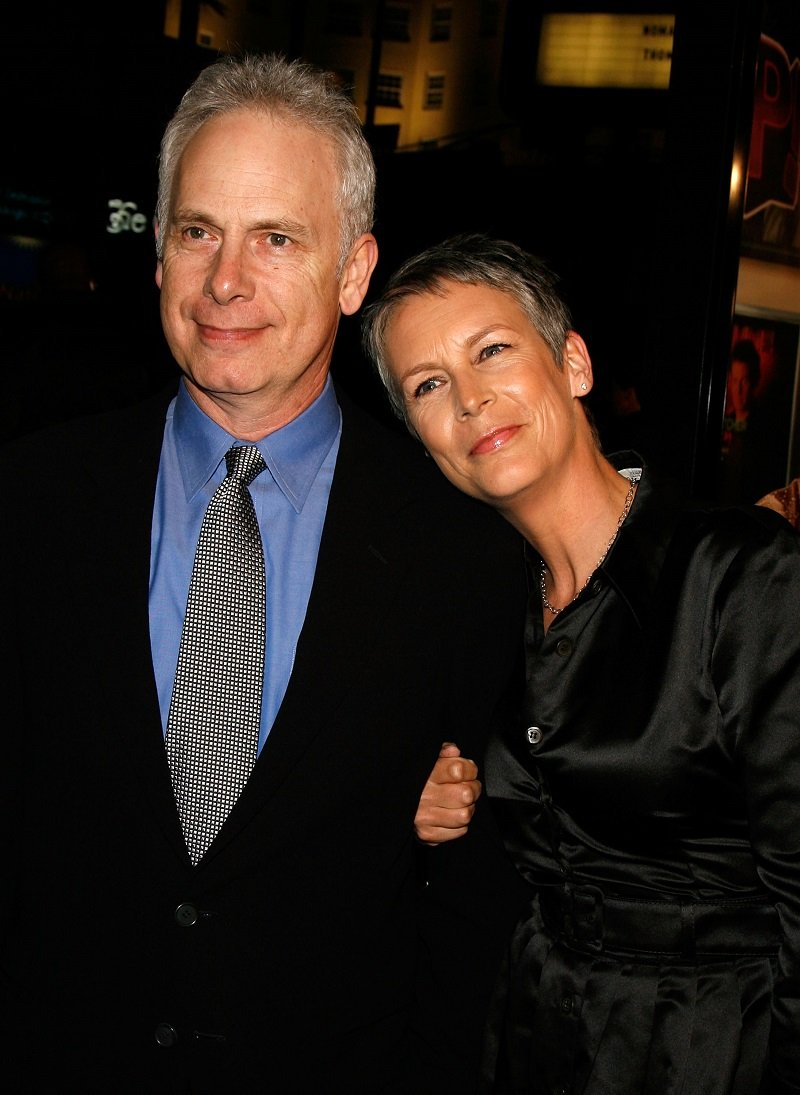 Christopher Guest and Jamie Lee Curtis on February 7, 2007 in Hollywood, California   Photo: Getty Images