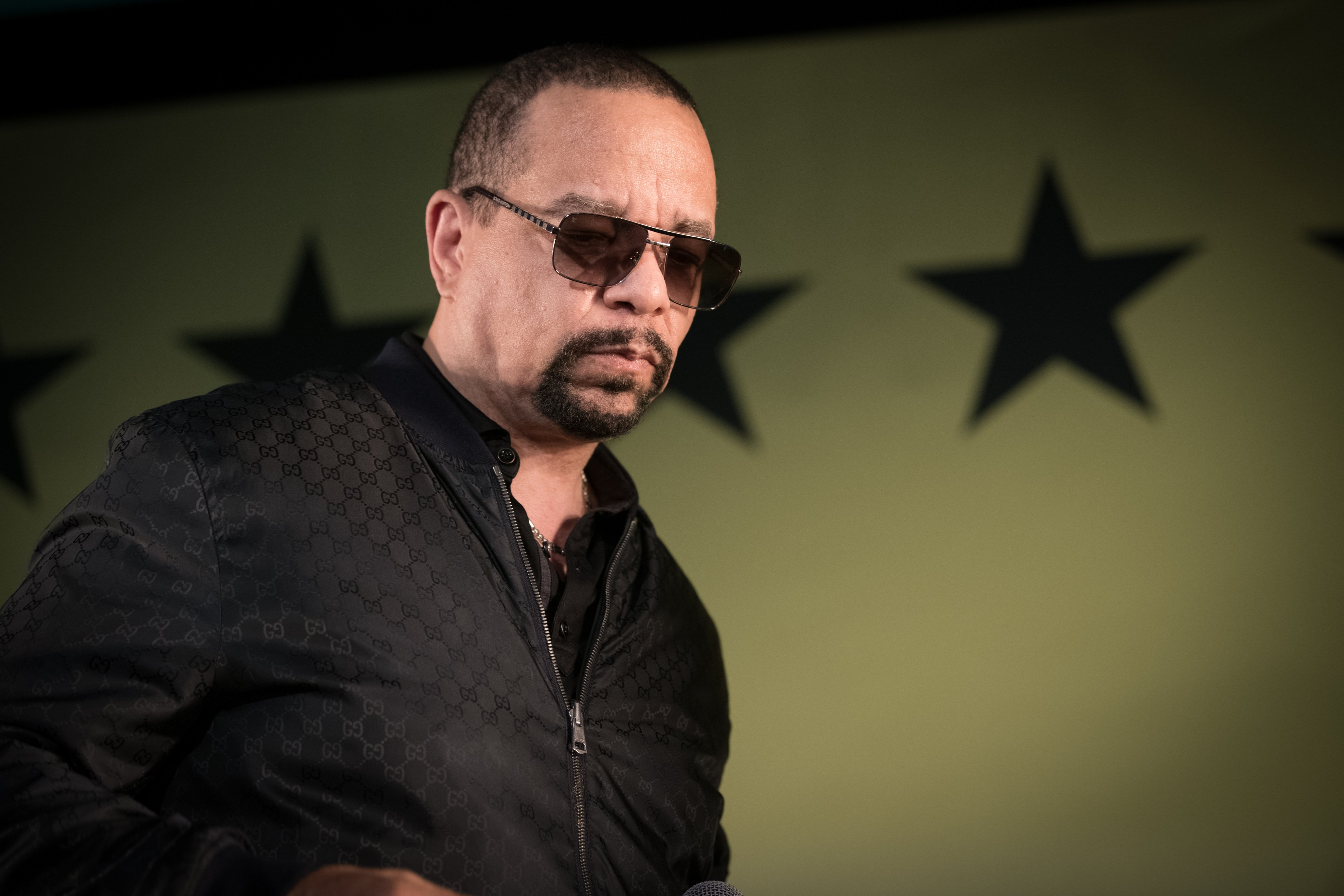 ICE T performs at the Uncle Jamm's Army Reunion at The Savoy Entertainment Center on October 28, 2017 in Inglewood, California | Photo: Getty Images