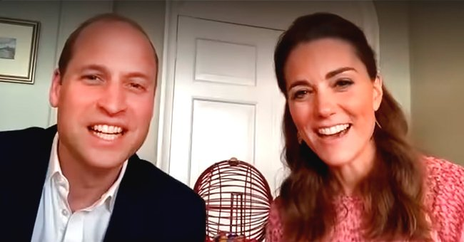 Prince William and Kate Middleton Enjoy Virtual Bingo Session with Nursing Home Residents