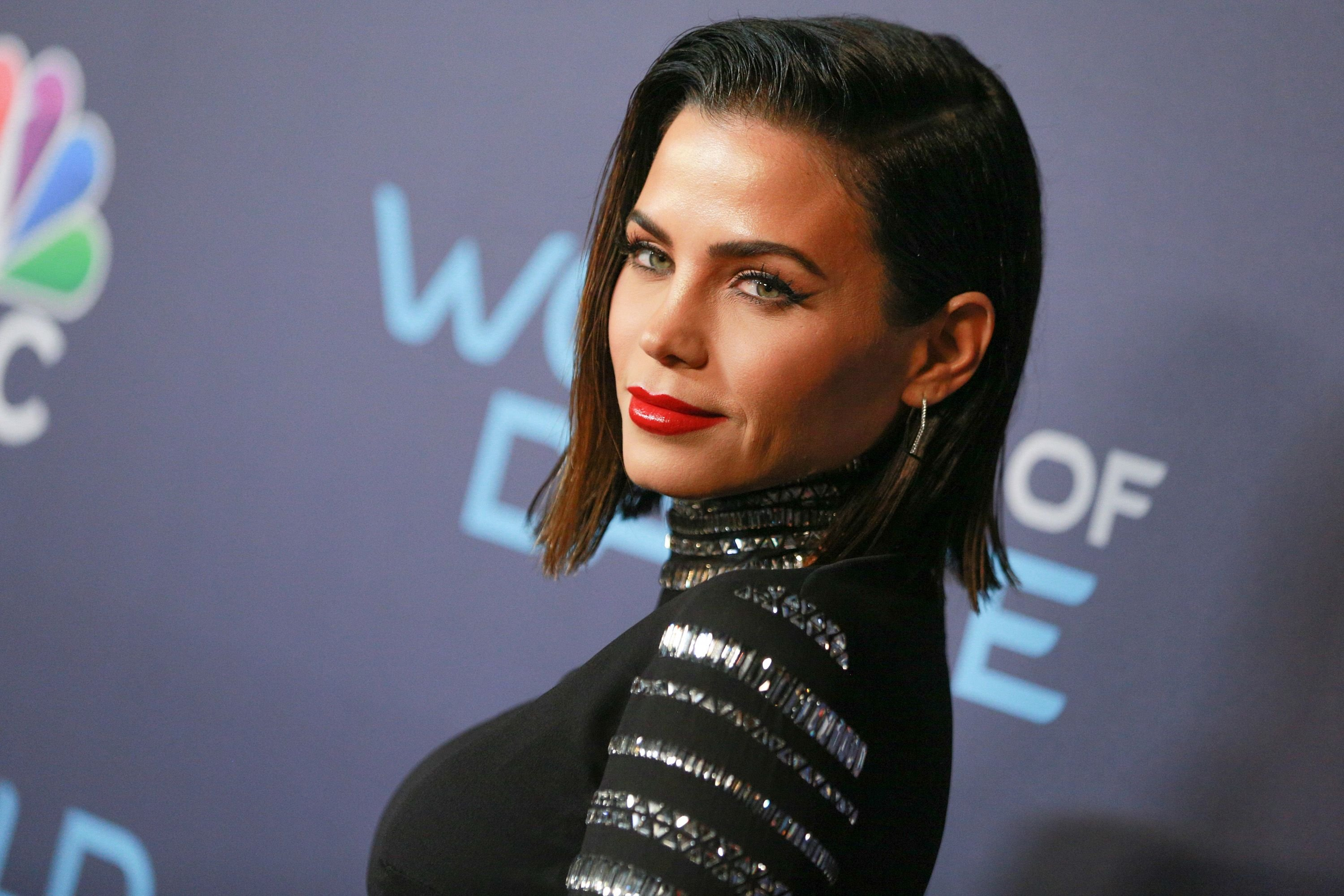 """Jenna Dewan Tatum attends NBC's """"World Of Dance"""" Celebration at Delilah on September 19, 2017 in West Hollywood, California 