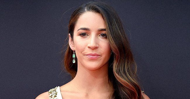 Aly Raisman arrives at the 2018 ESPY Awards on July 18, 2018 in Hollywood, California   Photo: Shutterstock