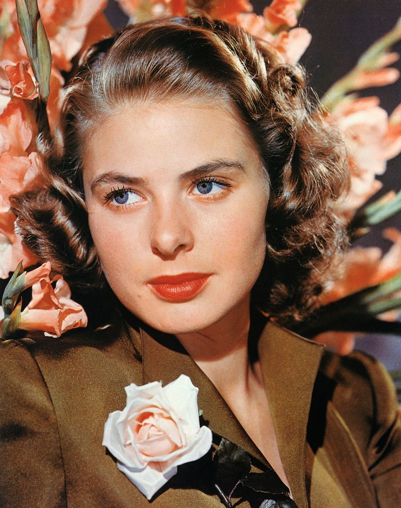 A portrait of Ingrid Bergman on January 01, 1940. | Photo: Getty Images