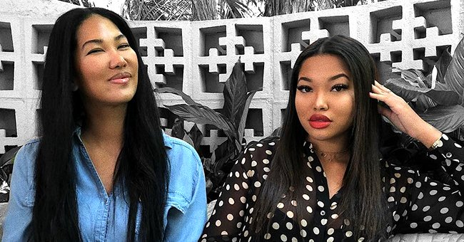 Kimora Lee Simmons' Daughter Ming Shares Rare Snaps with Her 3 Brothers Enjoying a Pool Party