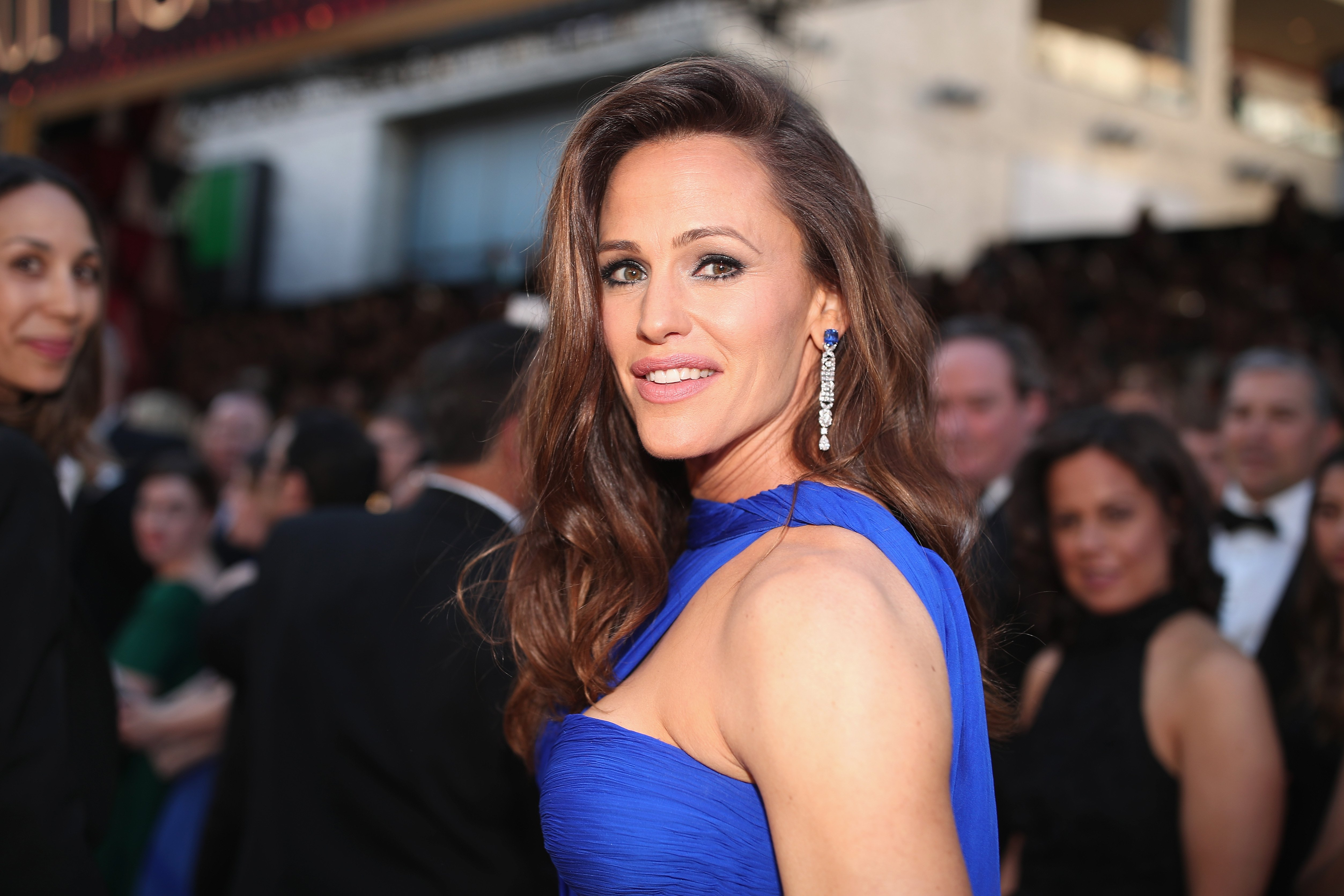 Jennifer Garner pictured at the 90th Annual Academy Awards at Hollywood & Highland Center, 2018, Hollywood, California.   Photo: Getty Images